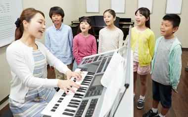 ヤマハ音楽教室イメージ