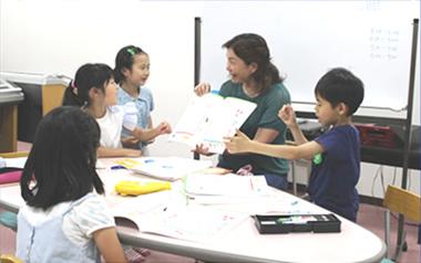 ヤマハ英語教室イメージ